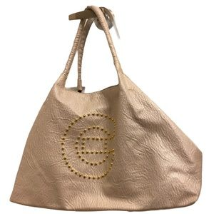 Stylish White BEAUTIFUL Tote